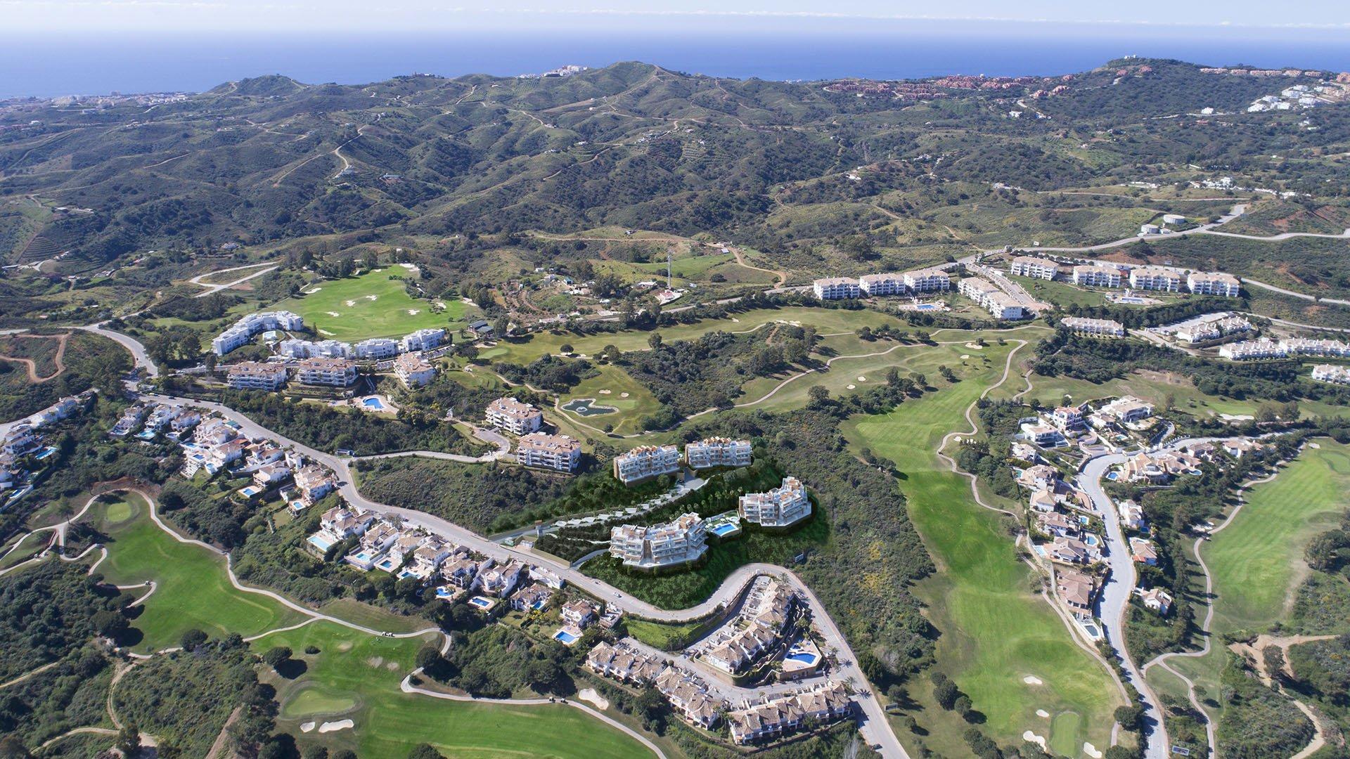 Grand View: Nieuwbouw appartementen in La Cala Golf Resort