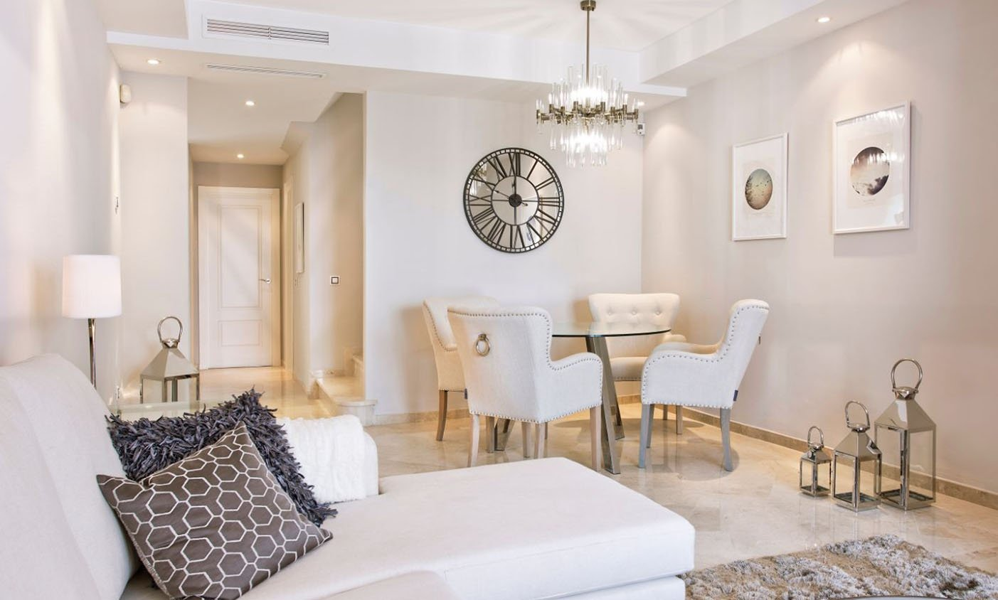 Aloha Royal: Refurbished Apartments and penthouses in Nueva Andalucía
