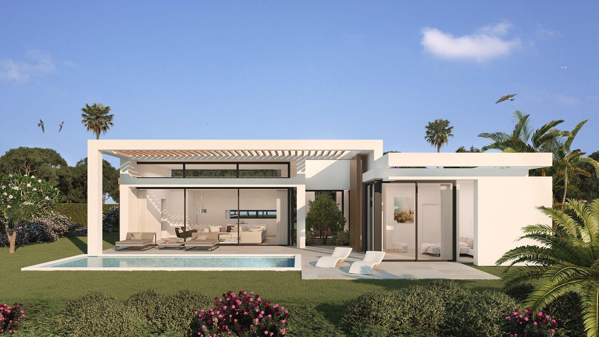 Arboleda: Moderne villa's op een begeerde locatie