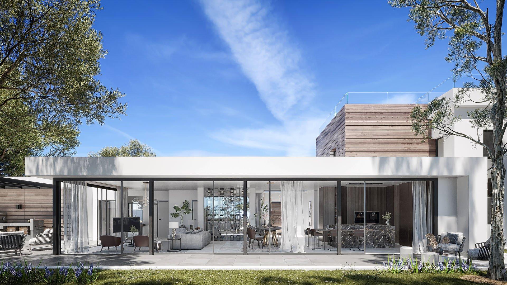 Villa Lazuli: Beautiful villa within walking distance from Puerto Banús and the beach