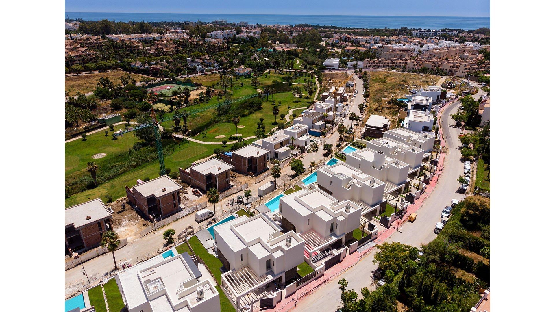 Belfry: Scherp geprijsde villa's op een begeerde locatie
