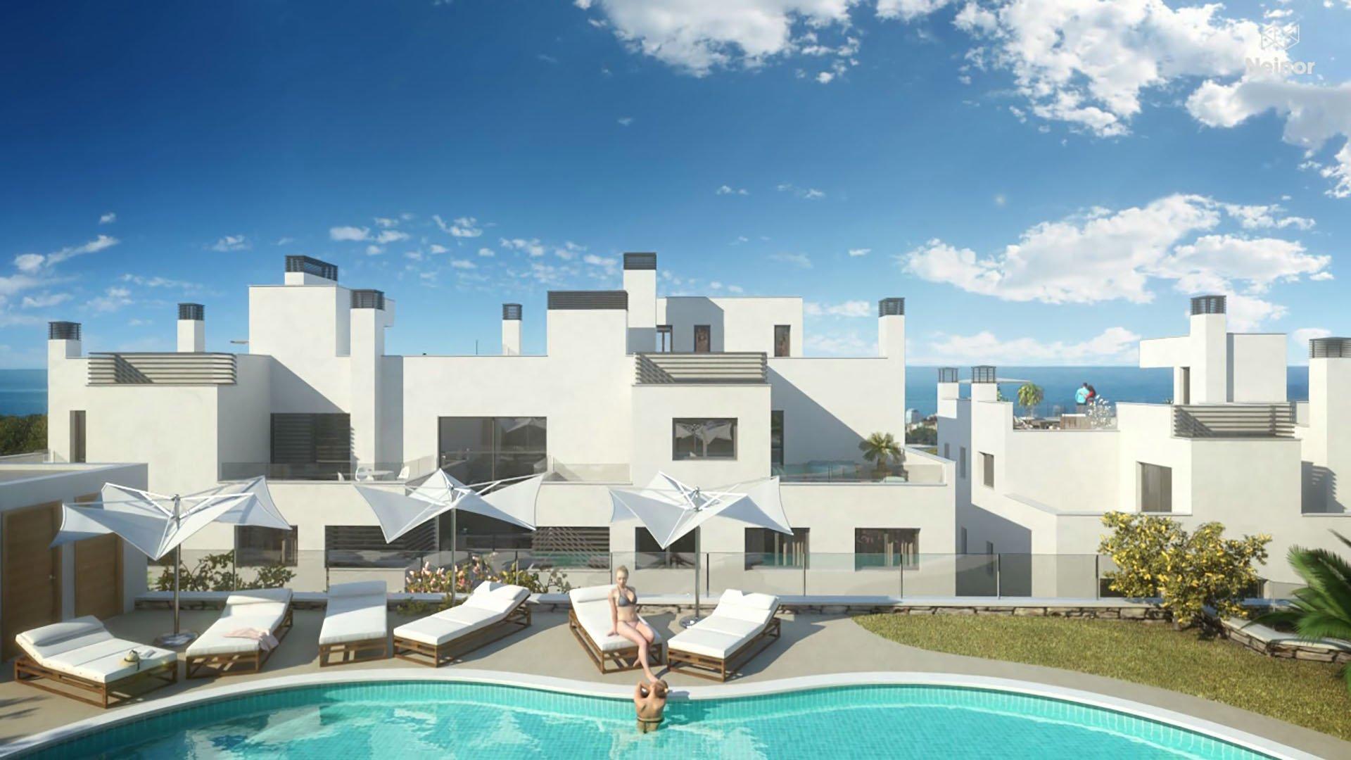 Canada Homes: Een modern woonproject op een bevoorrechte locatie in Marbella