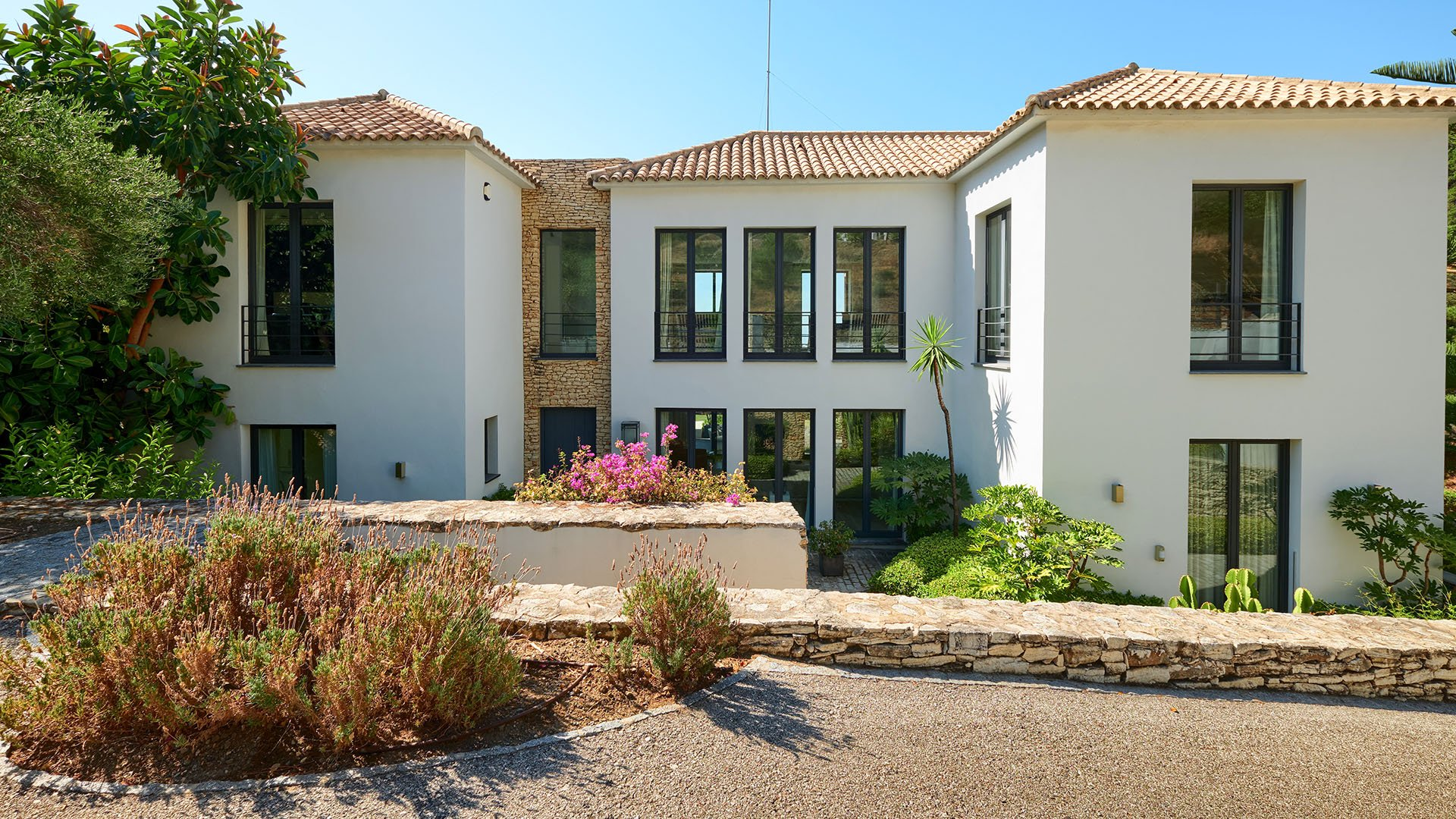 Casa El Tiempo: Impressive villa surrounded by nature and stunning mountain and sea views