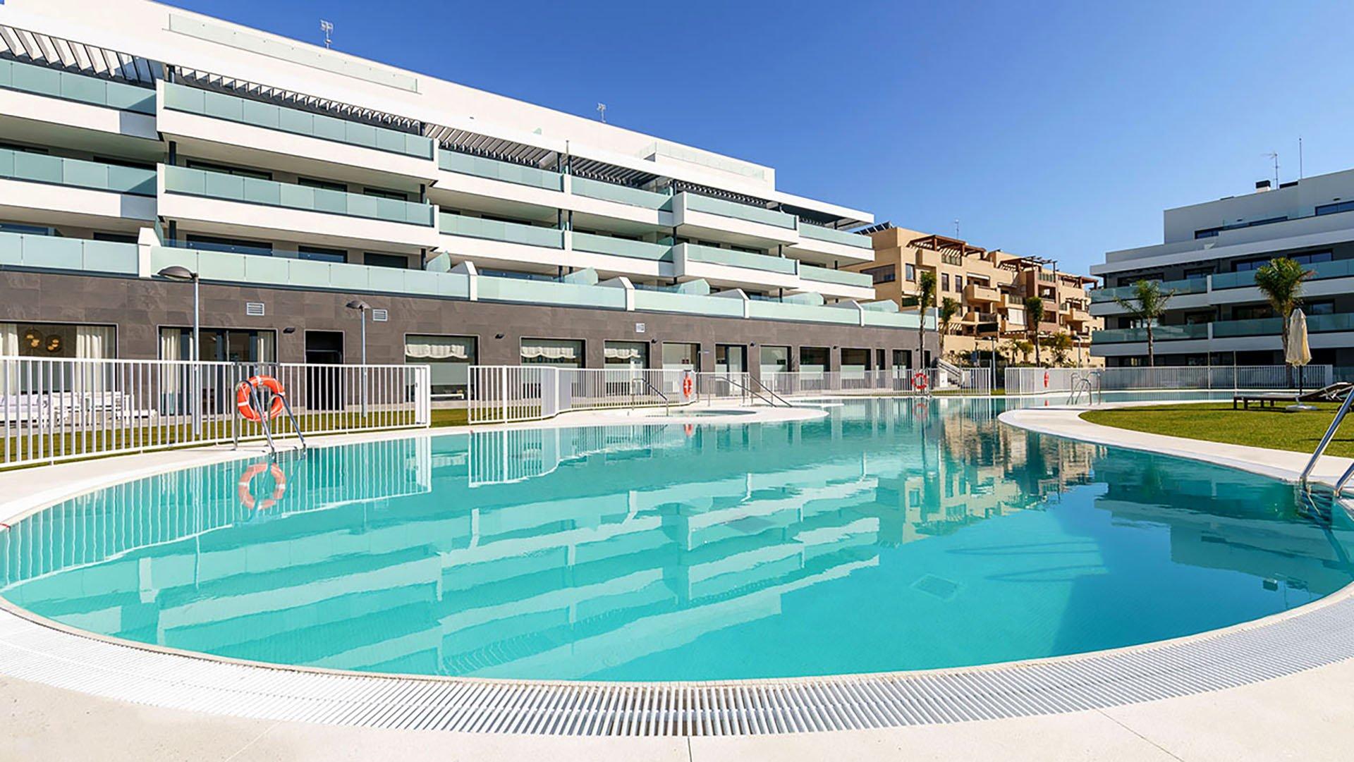 Cala Serena: Appartementen op wandelafstand van het strand en La Cala de Mijas