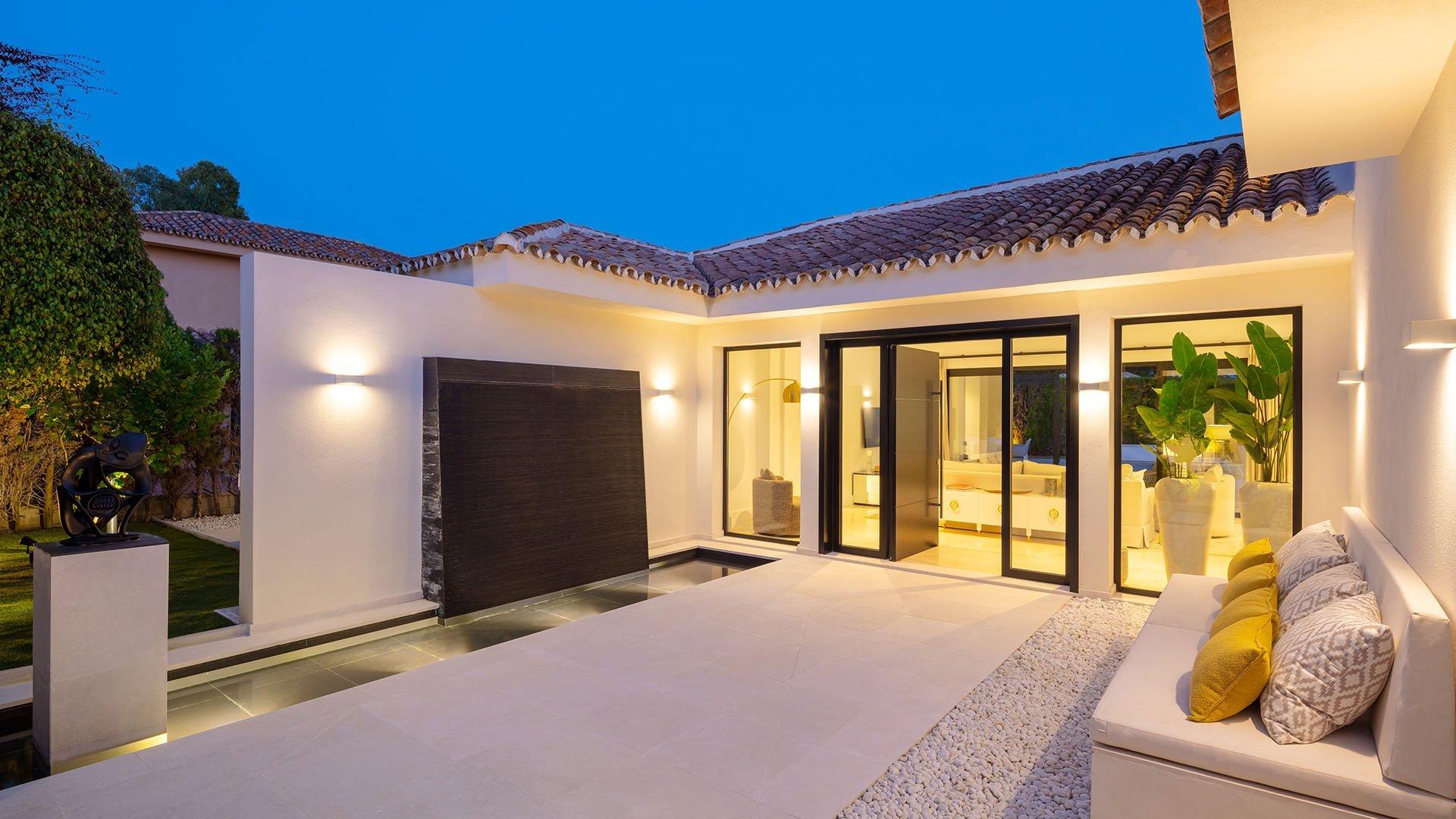 Cortijo Blanco 27: Beautiful villa at walking distance from the beach in Puerto Banús