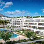 apartment in Estepona close to the harbour
