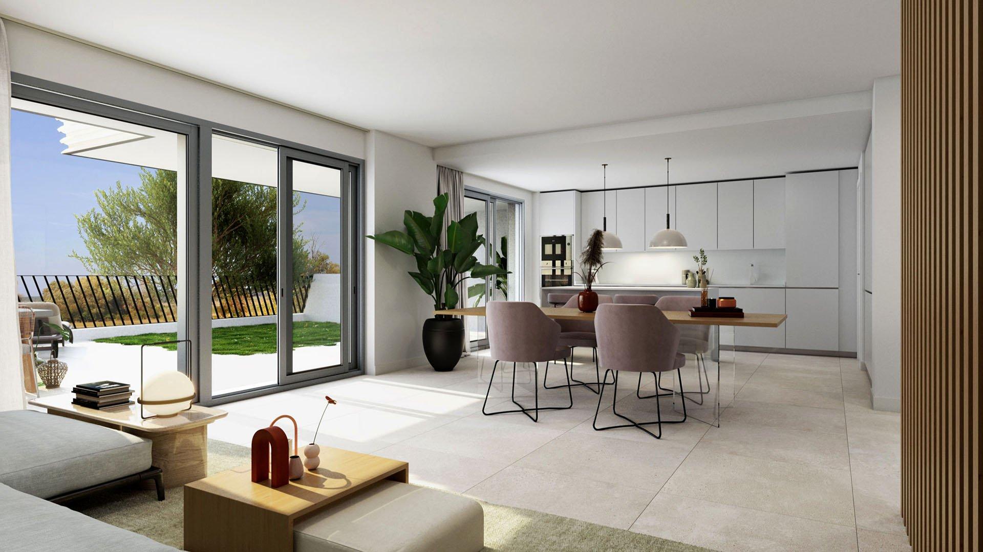 Eden Fase 2: Luxe townhouses in een exclusief resort