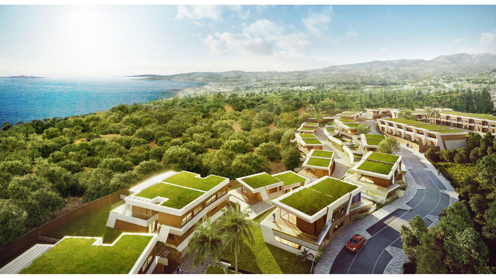 Eden: Luxury townhouses in an exclusive resort