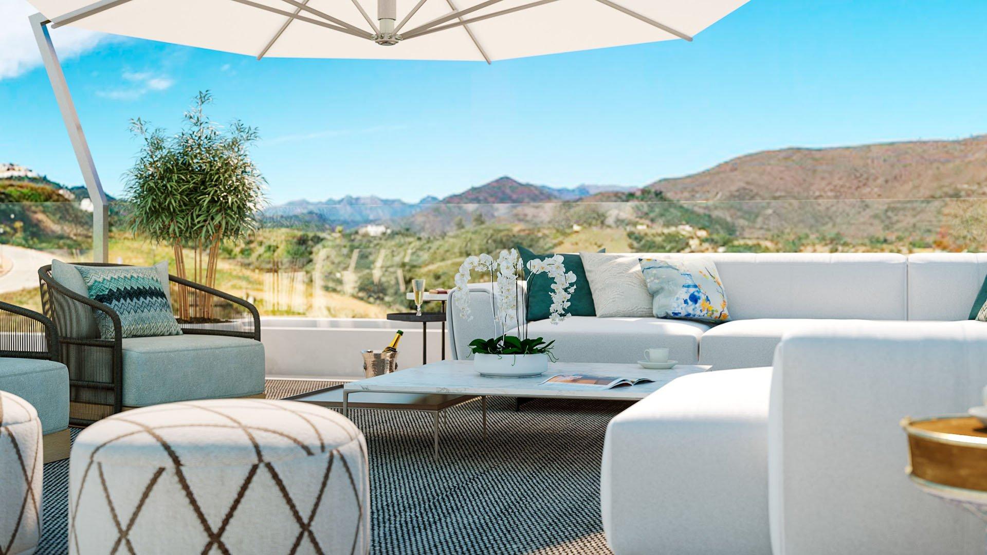 Elysium Golf: Exclusive villas in the idyllic countryside of La Cala Golf