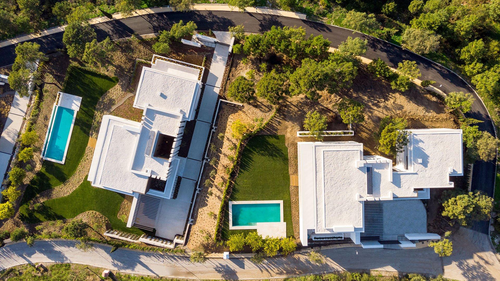 El Bosque: Modern luxury villas in an exclusive community in Benahavís