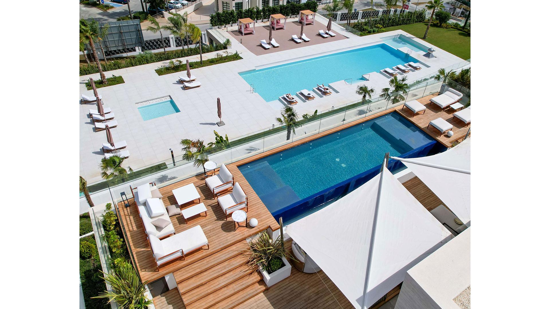 Epic Marbella: Unieke ontwikkeling op de Golden Mile van Marbella