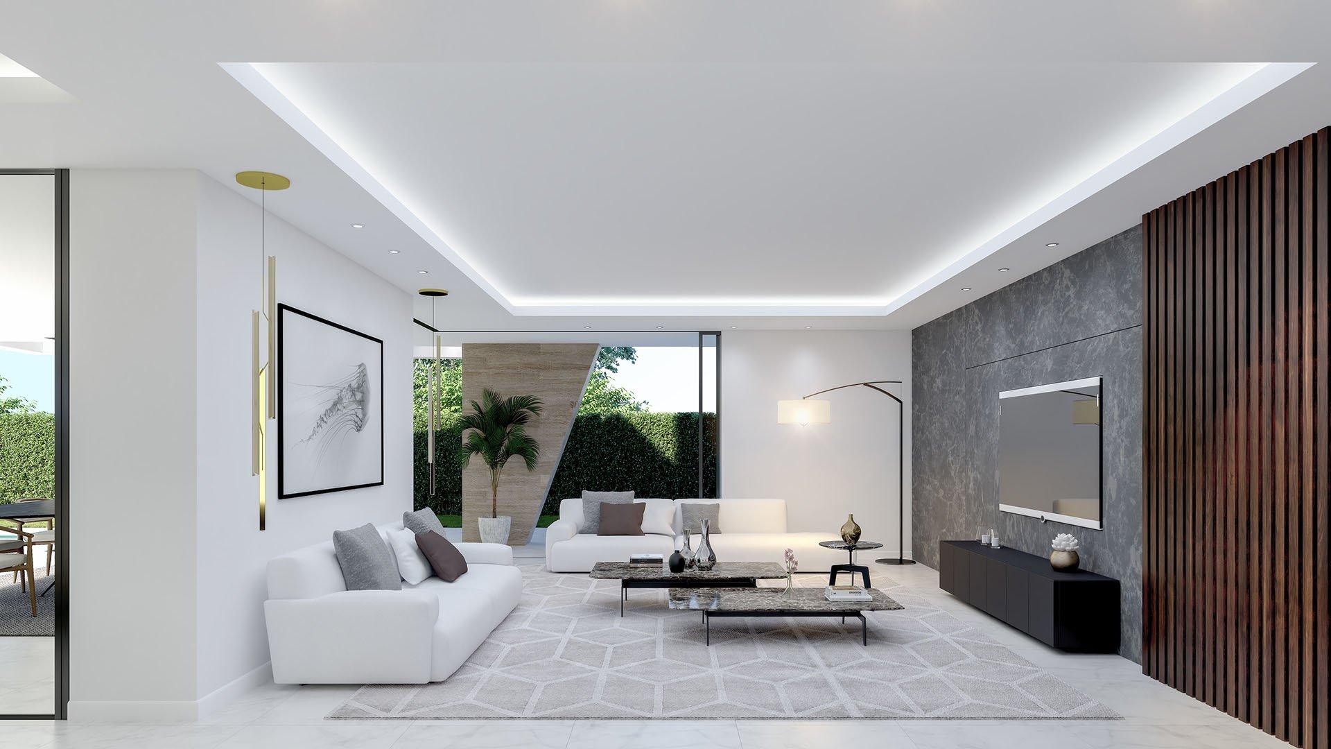 Estrella del Mar II: Moderne villa op wandelafstand van de mooiste stranden van Marbella