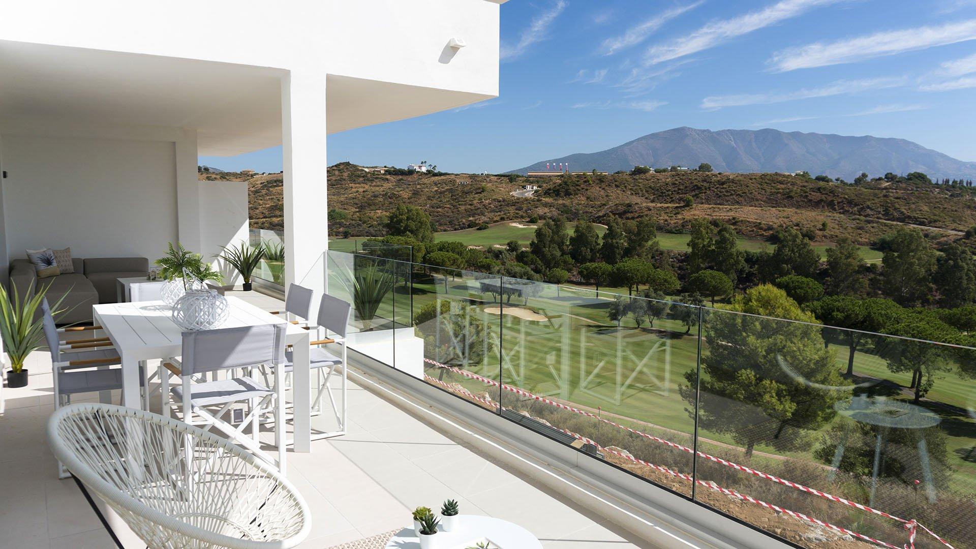 Fairways: Moderne appartementen en penthouses in een idyllisch landschap