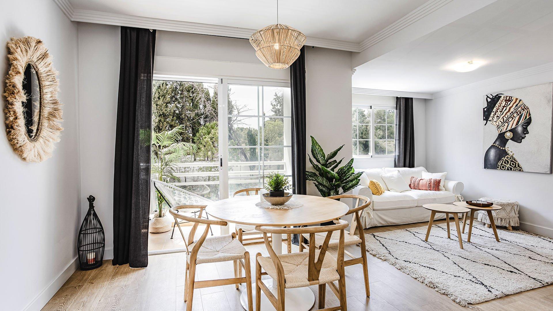 Golden Banus: Appartement in Puerto Banús