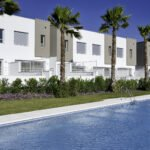 townhouses with large terraces