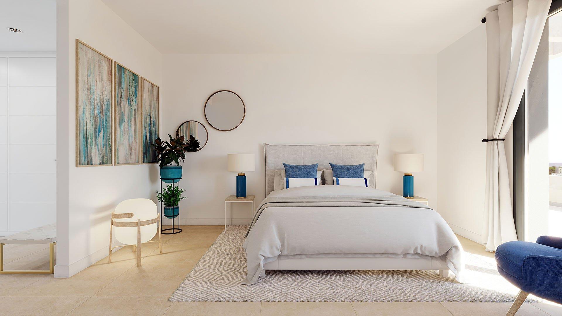 Alborán Siroco: Front line beach apartments in Torremolinos