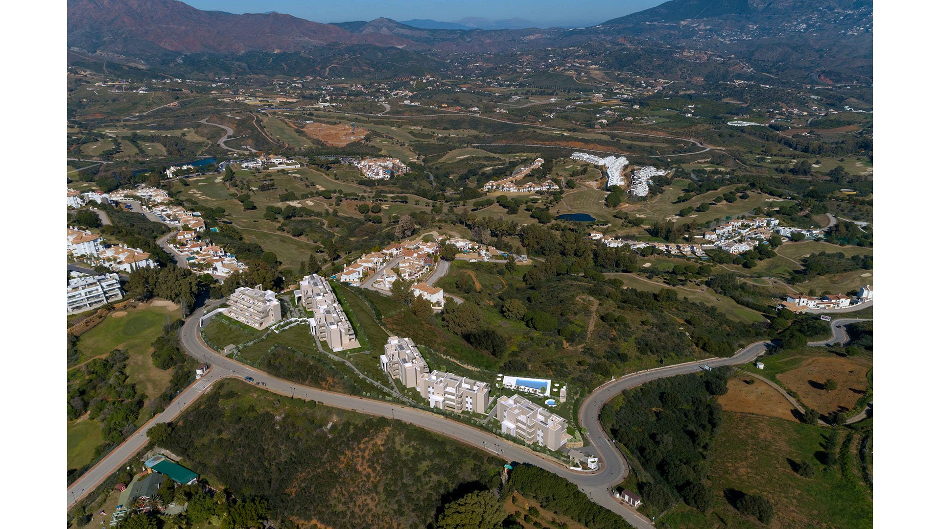 Harmony: Appartementen aan de golf in een serene natuurlijke omgeving