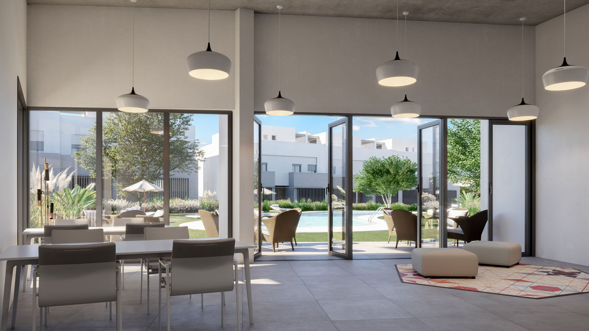 Hoyo 17: Townhouses in exclusieve neighbourhood surrounded by golf resorts