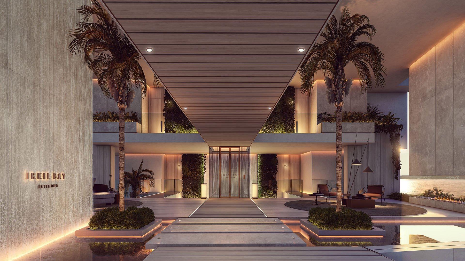Ikkil Bay: Luxury front line beach apartments in Estepona