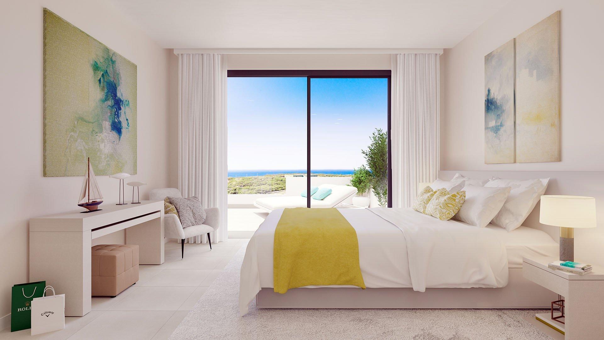 Las Terrazas de Cortesín Seaviews: Exclusive apartments at the best golf resort in Europe