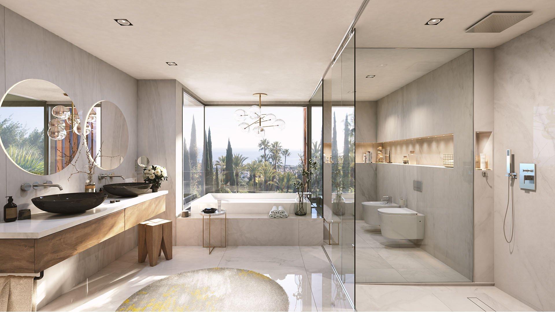Le Blanc: Luxury villas in Marbella