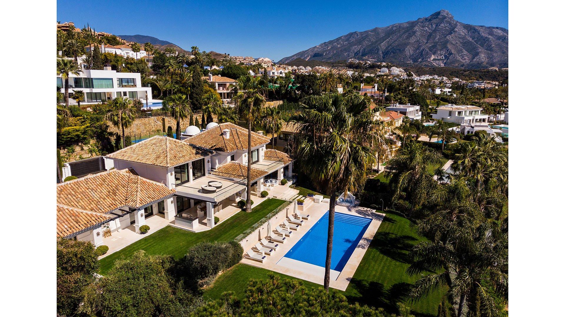 La Cerquilla 30: Stunning villa in the heart of the Golf Valley in Marbella