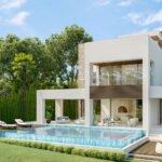 Villa in Marbella op de Golden Mile