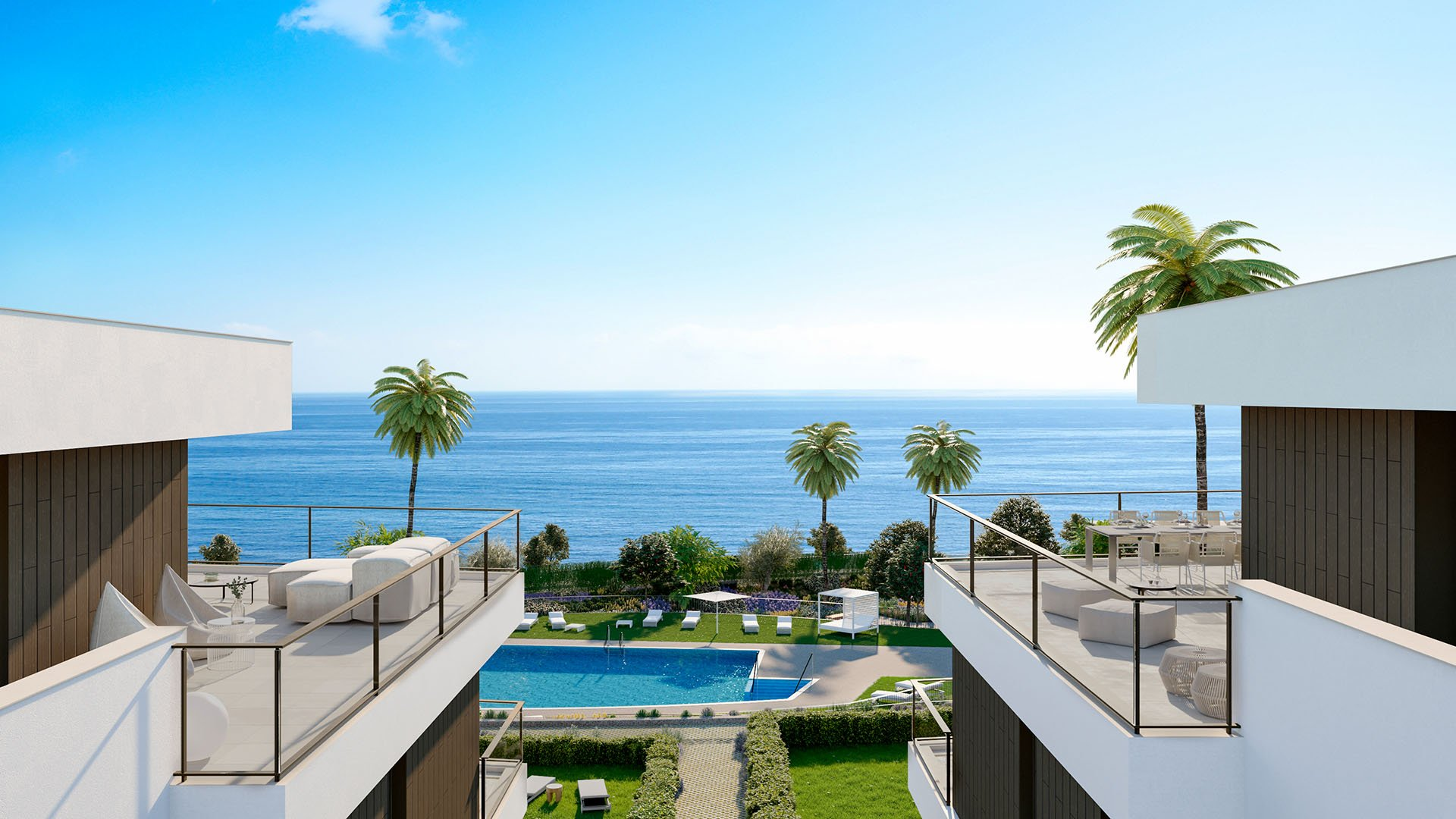 La Sabina: Apartments in Casares within walking distance from the beach