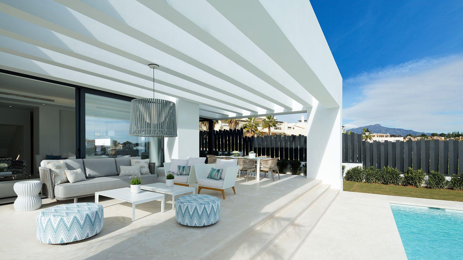Los Olivos del Paraíso Phase 2: Contemporary villas on the New Golden Mile