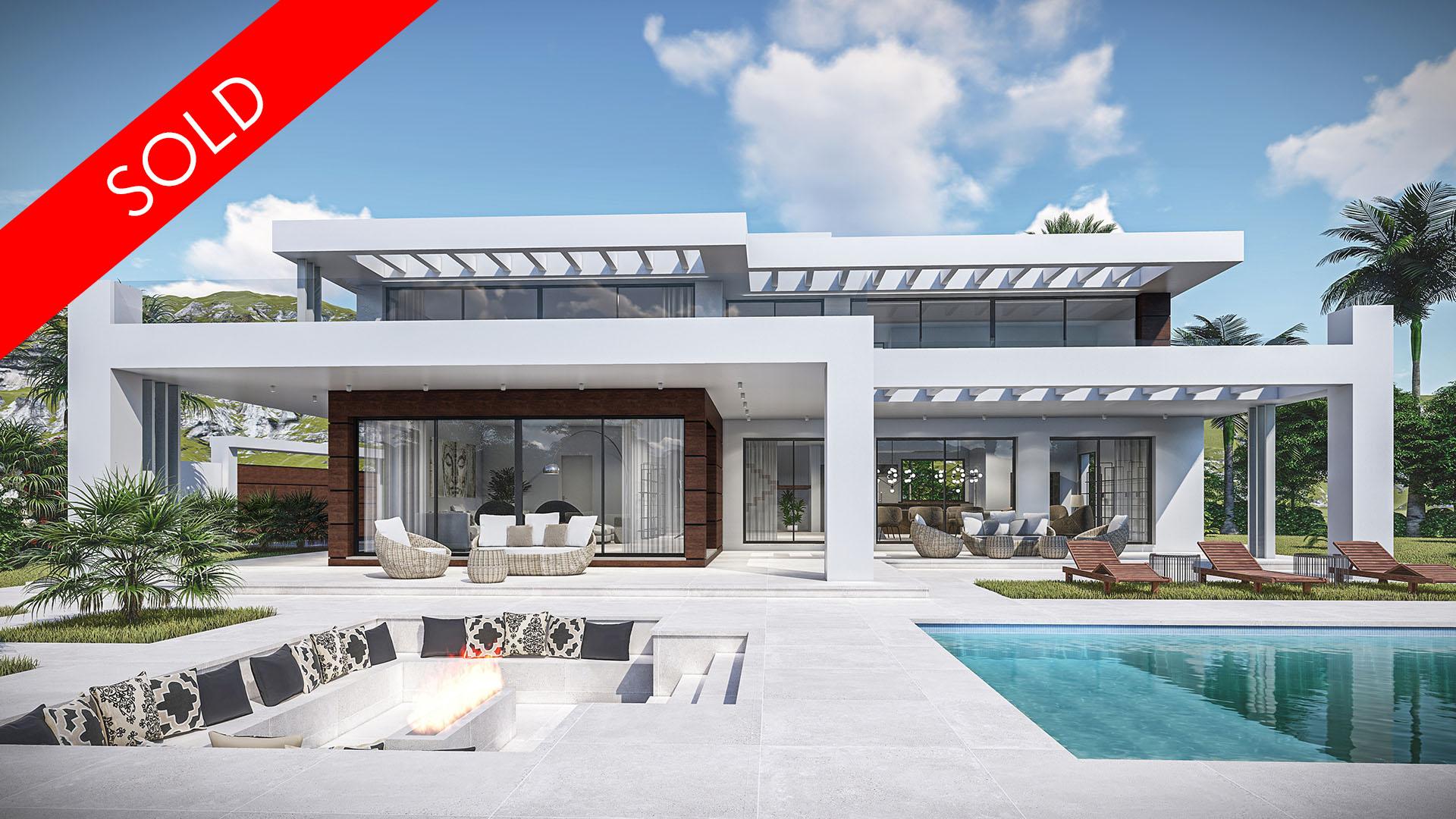 Midori: Attractive villa in Marbella – Las Chapas