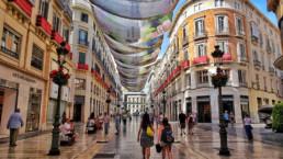 Malaga shopping uai