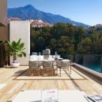 appartement in Nueva Andalucia