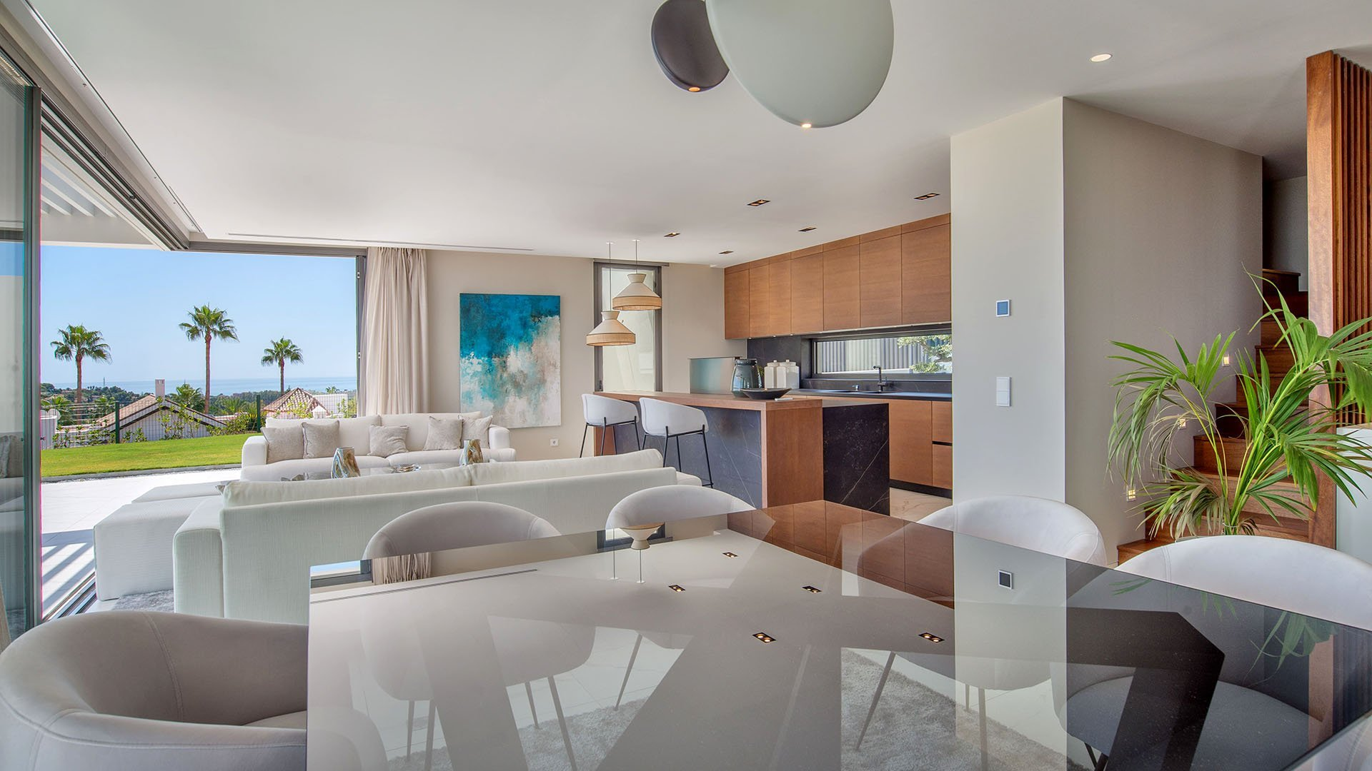 Mirador del Paraíso Infinity: Luxury duplex penthouses on the New Golden Mile