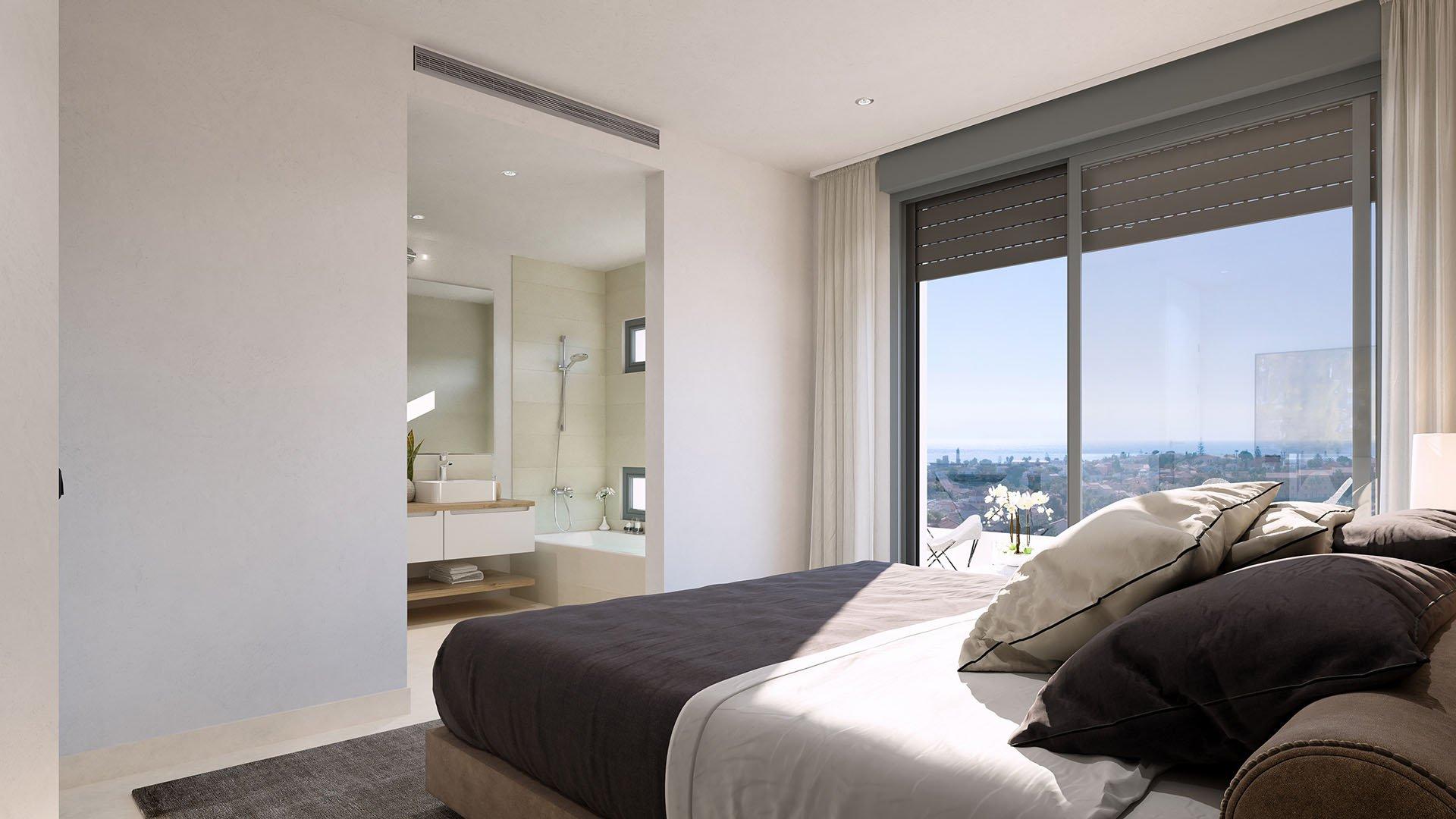 Monterrey: Apartment in Mijas