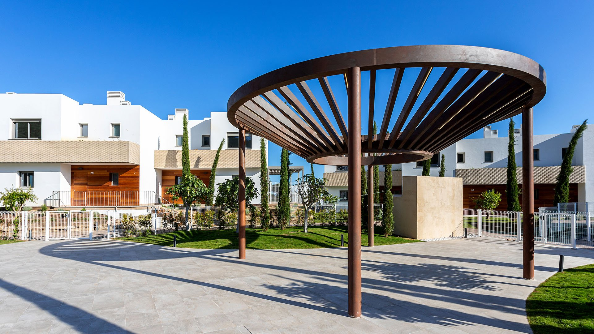 Nature Collection: Townhouses in Mijas