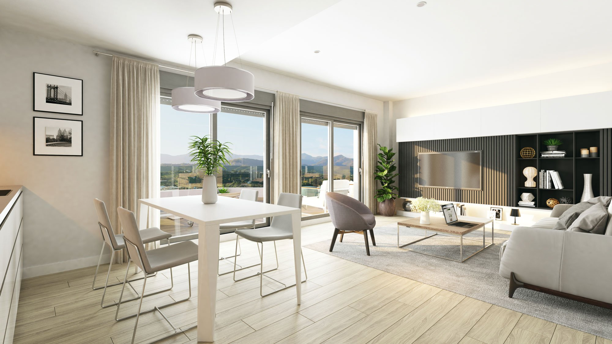 Oceana Gardens: Apartments on the New Gold Mile with attractive prices