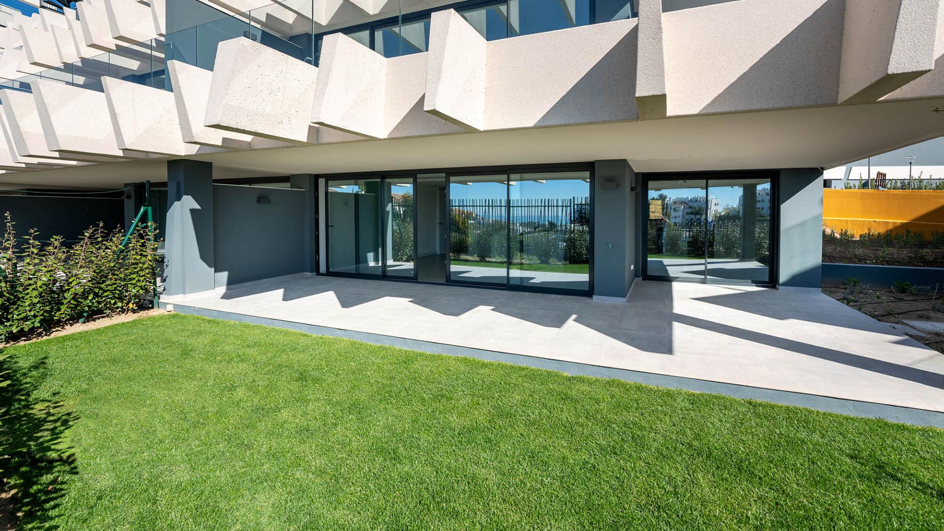 instapklaar nieuw appartement in Estepona