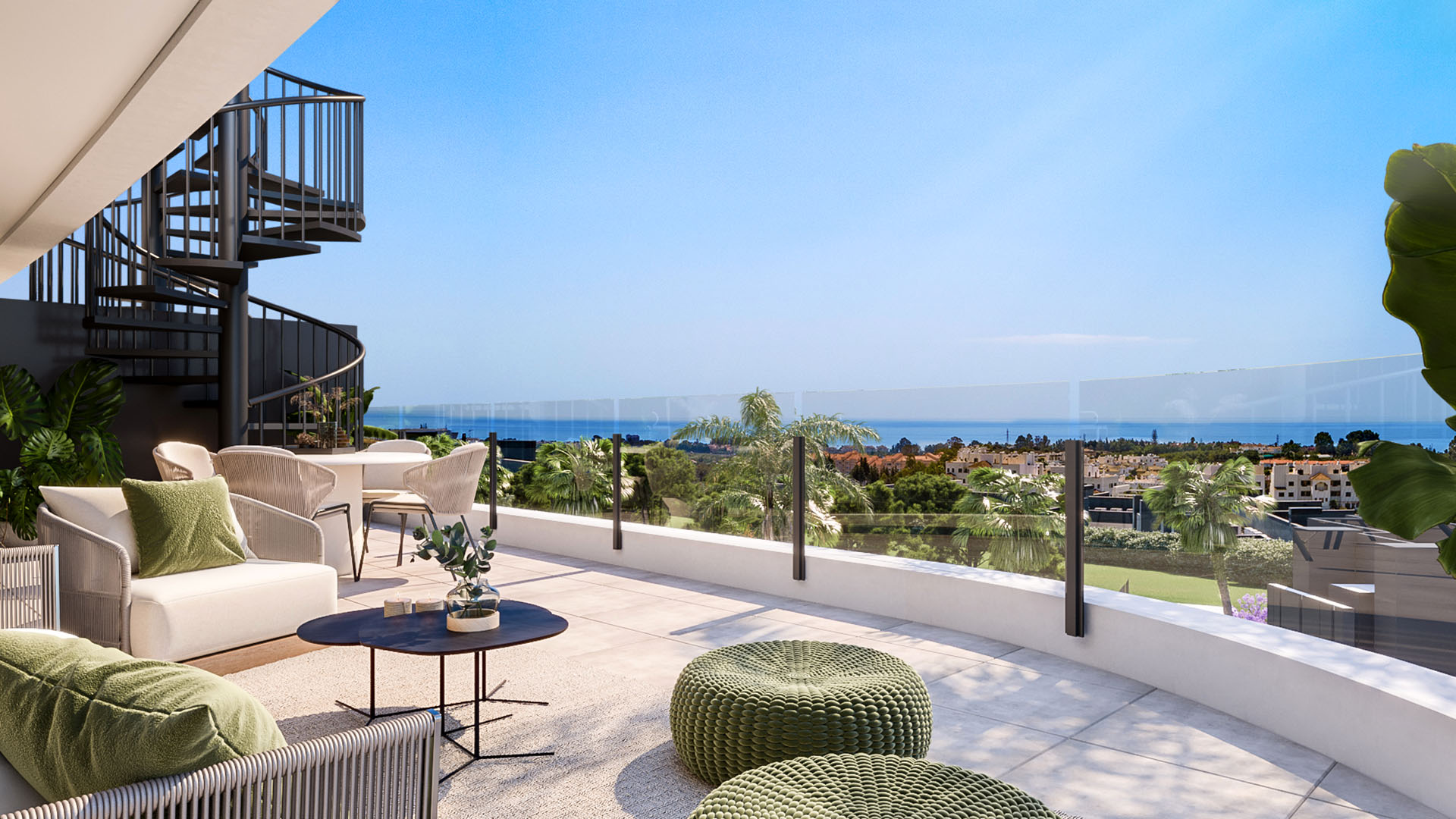 Oasis 325 – Phase 2: Apartments in Estepona on the New Golden Mile