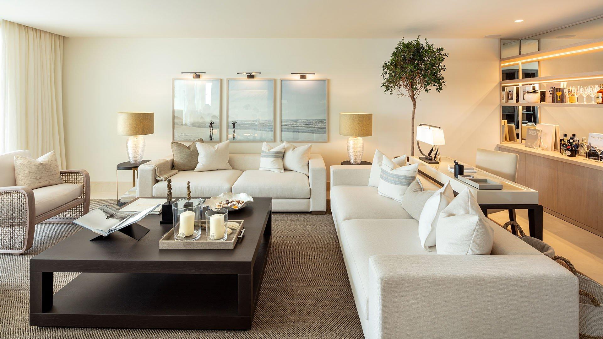 Puente Romano 2: Apartment in the beachfront resort of Puente Romano, Marbella Golden Mile