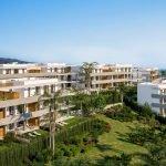 Luxe appartementen in Marbella