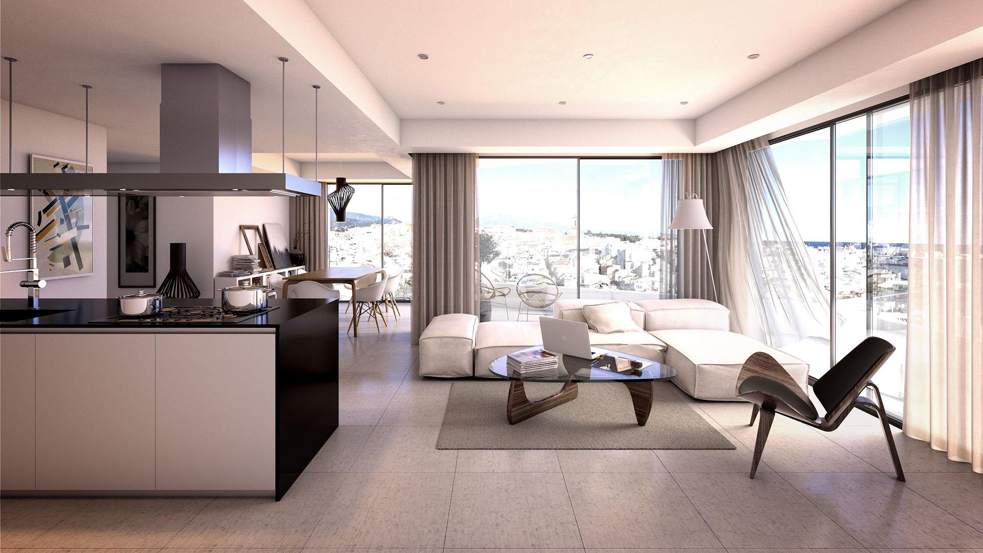 Residencial Infinity: Luxe appartement vlakbij het strand