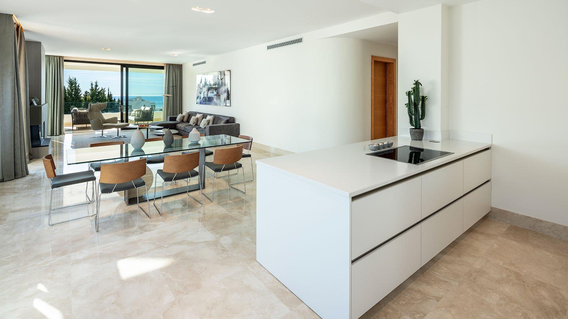 Reserva 8: Sensational penthouse in Sierra Blanca, Marbella