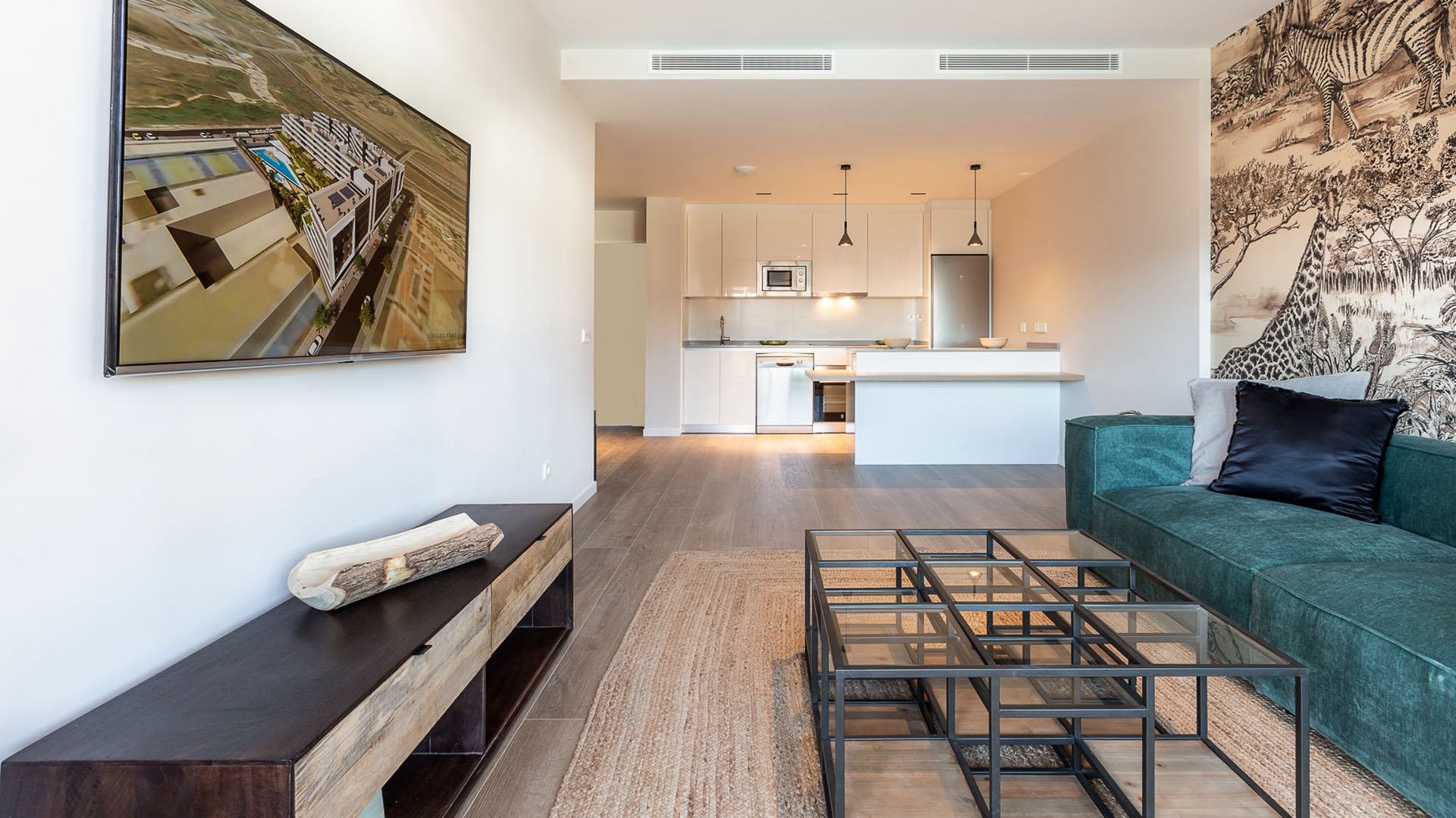 Residencial Wellingtonia: Residentieel complex in het centrum van Estepona
