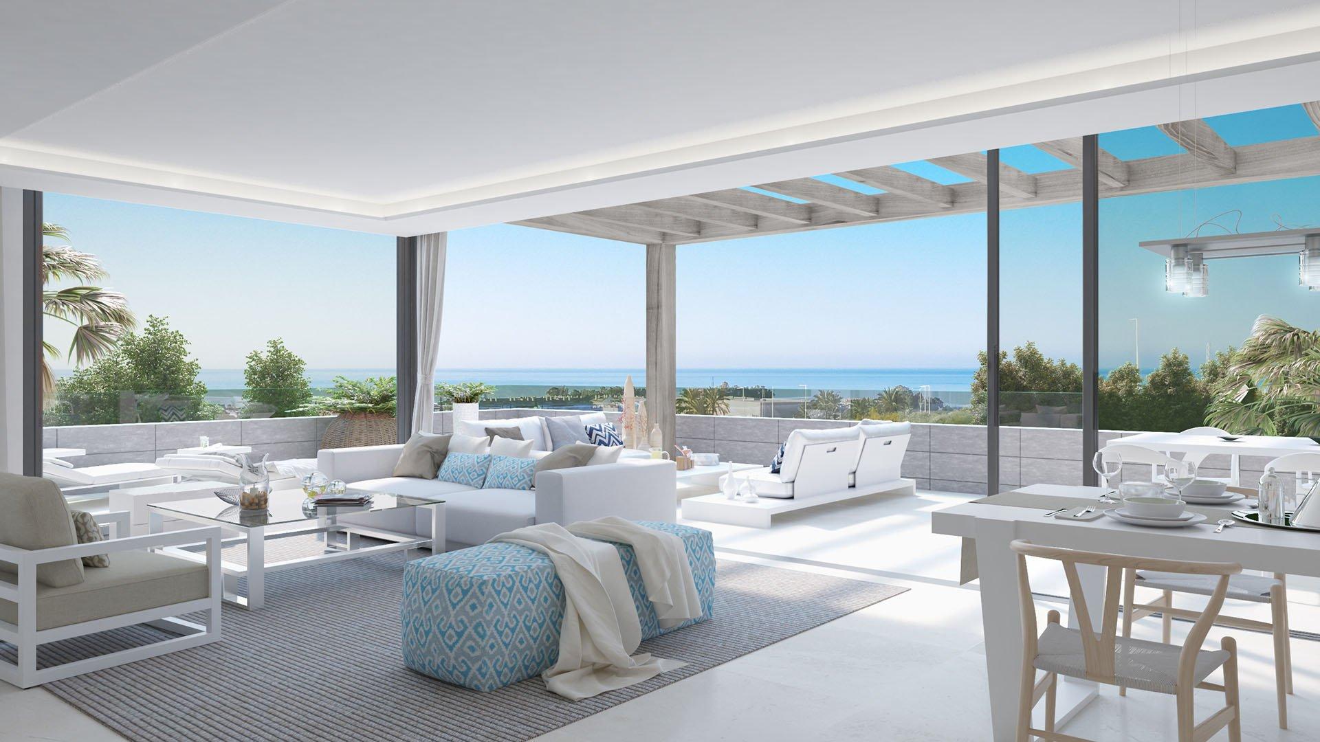 Syzygy The Residences: Eigentijdse appartementen en penthouses in Estepona