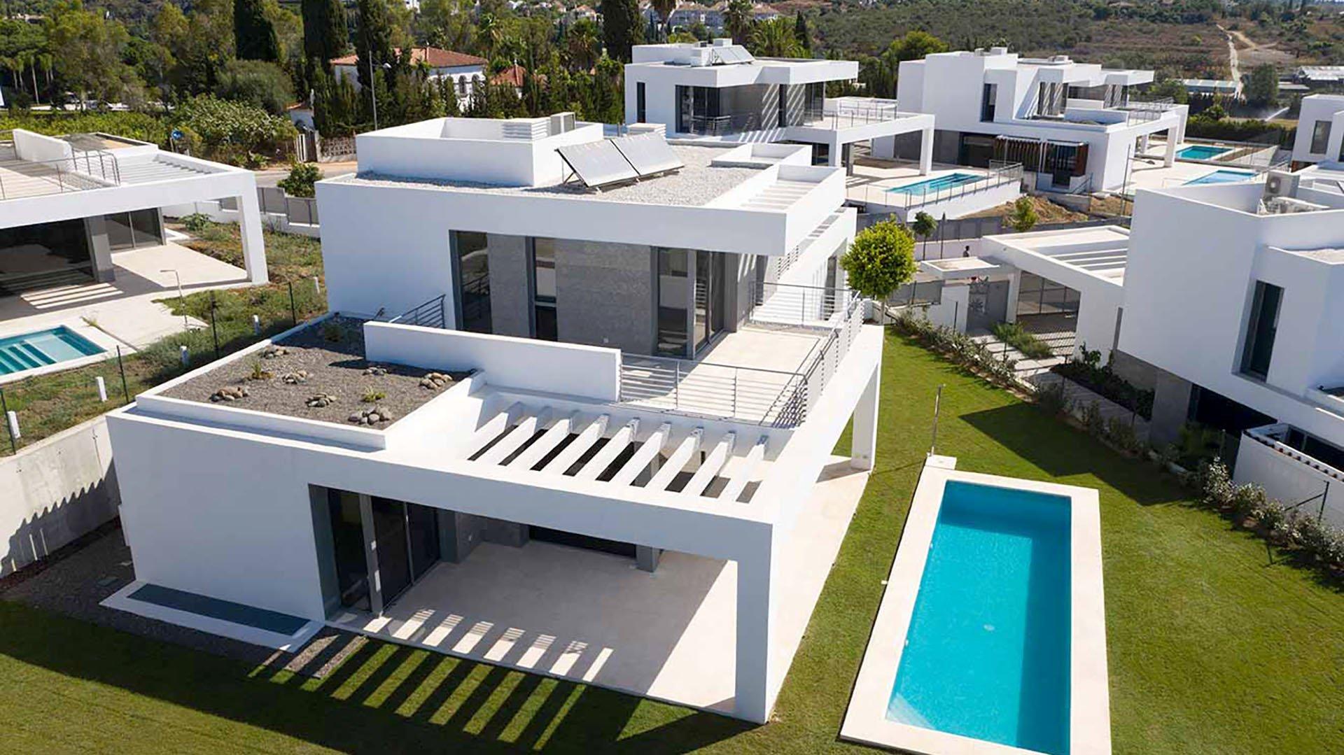 Syzygy The Villas : Moderne villa in Estepona op de New Golden Mile