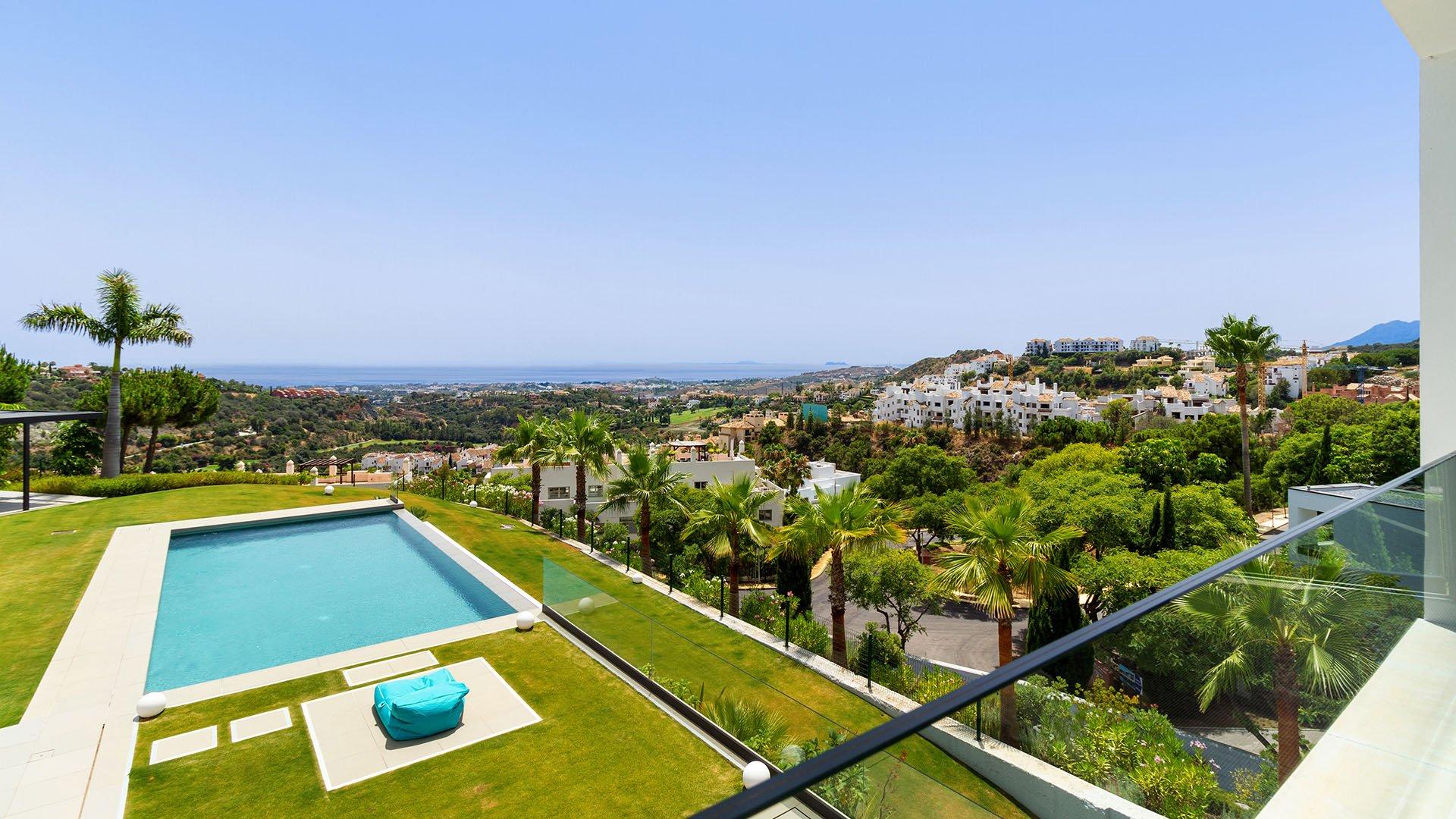 Sea La Vie: Majestueuze luxe villa met verbluffend uitzicht op zee en omgeving