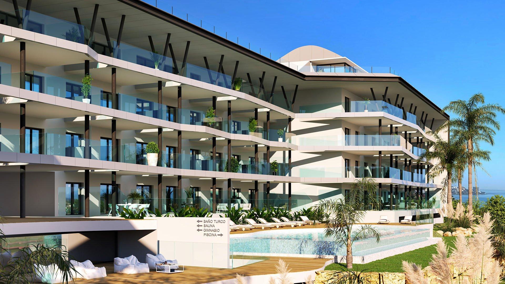 Seaviews Reserve: Appartementen en penthouses op wandelafstand van het strand en promenade