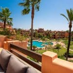 apartment in Estepona at walking distance from the beach