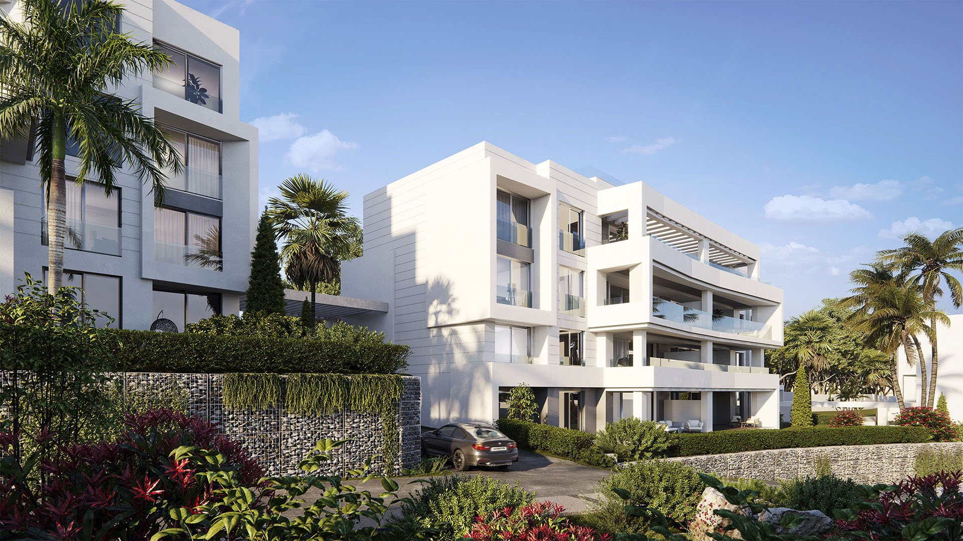 Soul Marbella Sunshine: Houses in Marbella in an exclusive resort