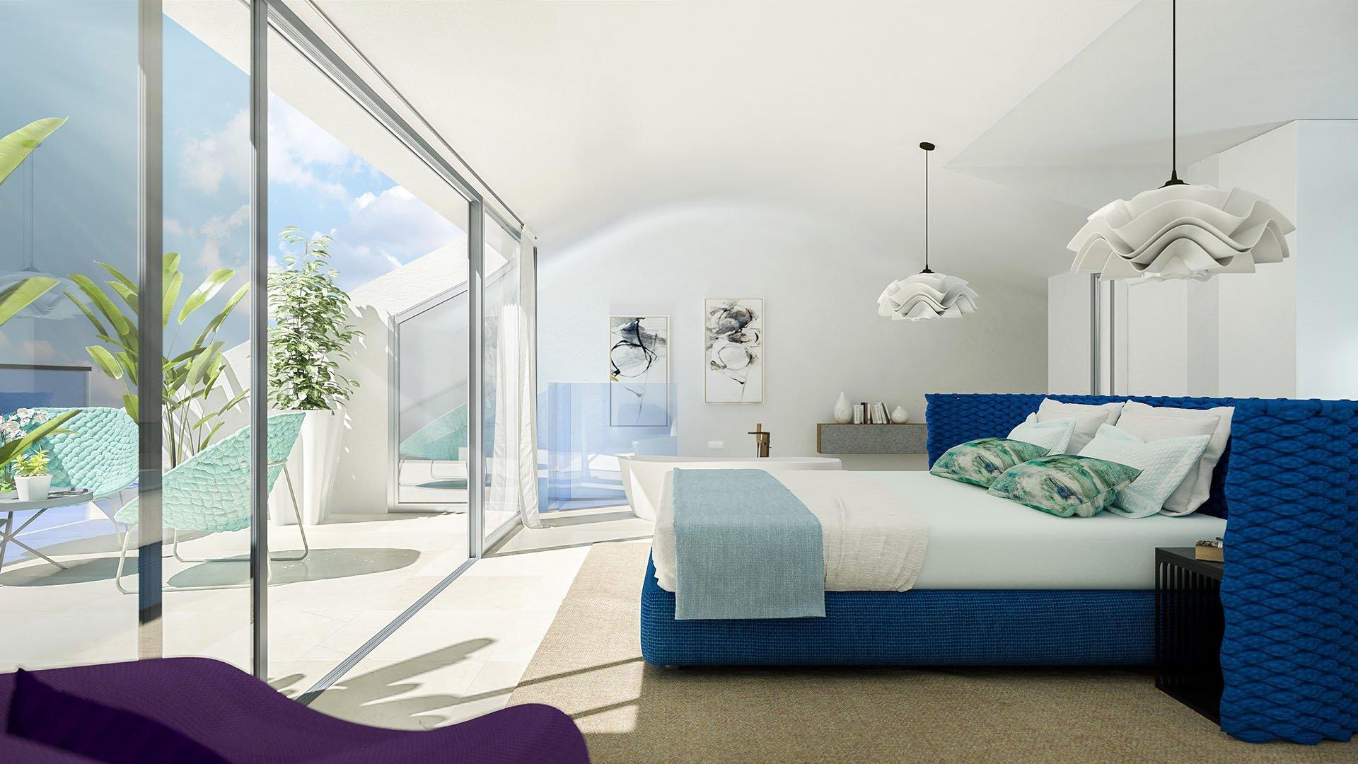 Stupa Hills: Appartementen en penthouses met onklopbaar uitzicht over de kust
